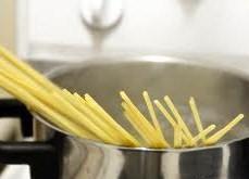 bollire acqua pasta