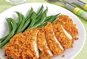 panatura cornflakes pollo