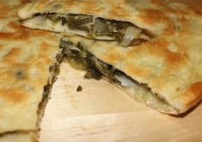 preparare pizza scarola