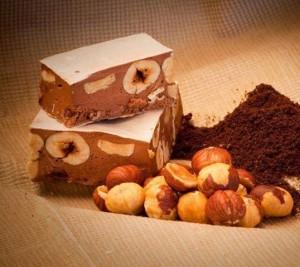 preparare torrone cioccolato natale