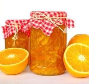 ricetta marmellata arance