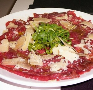 carpaccio scegliere carne