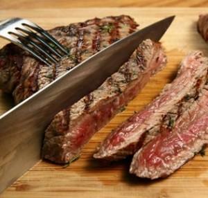 taglio carne tagliata manzo