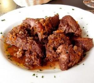 cucinare carne di cinghiale a casa
