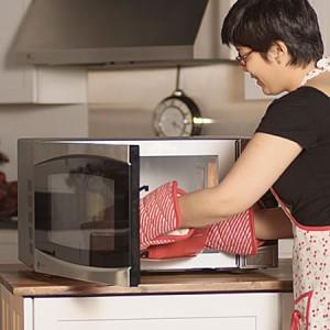 cucinare microonde fa male