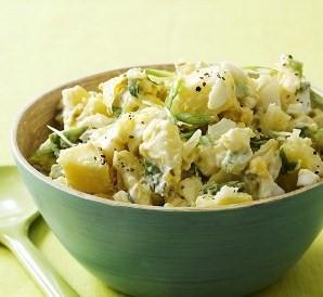 preparare insalata con aneto