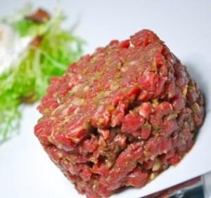 tagli carne per tartare
