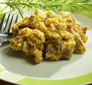 preparare agnello cacio uova pasqua