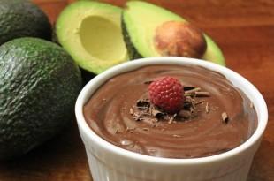 cucinare dessert avocado