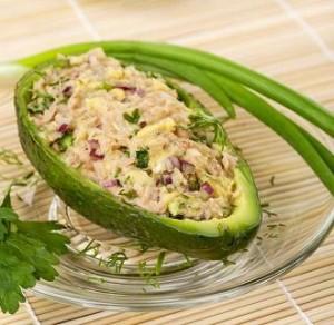 tecniche per cucinare avocado salato