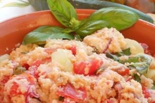 preparare panzanella