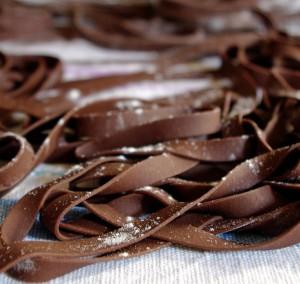 preparare conservare condire pasta cacao