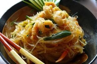 ricette per cucinare spaghetti soia