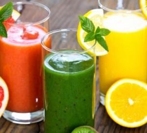 ricetta succo di frutta