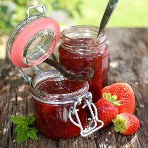 ricetta confettura fragole