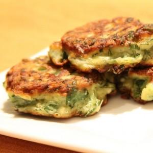 ricetta frittelle di zucchine turche