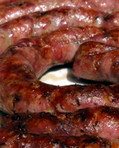 salsiccia barbecue