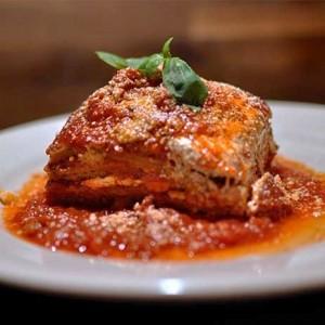 ricetta melanzane alla parmigiana