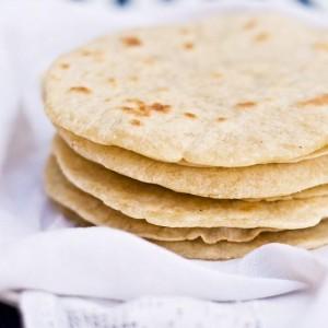 ricetta tortillas mais grano