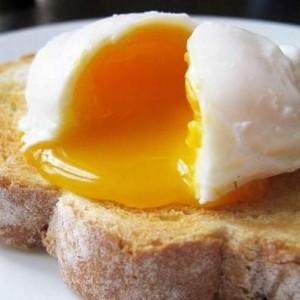 cuocere uovo affogato