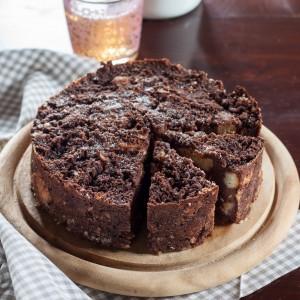 ricetta torta paesana dei morti