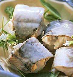 ricetta capitone marinato