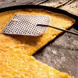 ricetta farinata di ceci