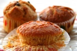 ricetta muffins riciclando il panettone
