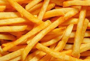 patate fritte olio