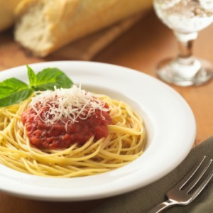 spaghetti celiaci