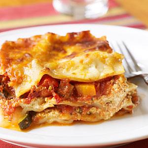 lasagna cottura
