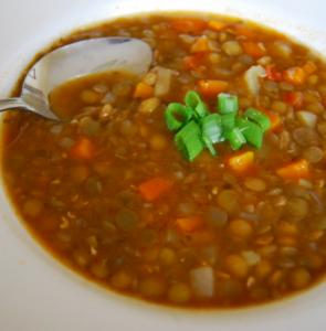 lenticchie cottura
