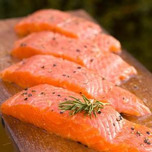 salmone fare al forno