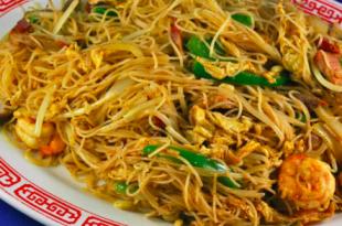 spaghetti riso