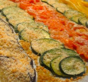 gratinati verdure