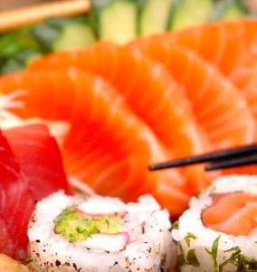 pesce sushi