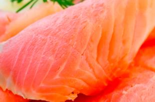 salmone affumicato antpasto
