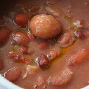 zuppa castagne