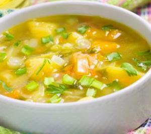 zuppa primavera