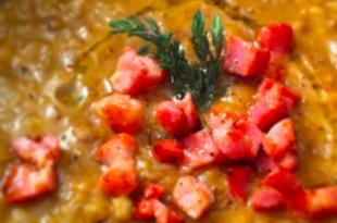 lenticchie pancetta