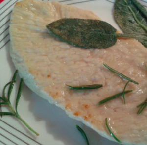 salvia scaloppine