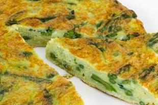 frittata asparagi