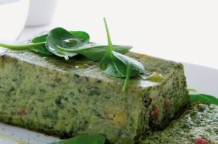 sformato spinaci
