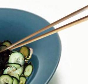 insalata alghe