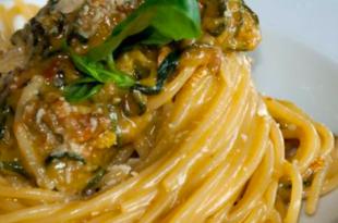 spaghetti nerano