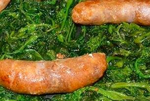 Salsiccia friarello