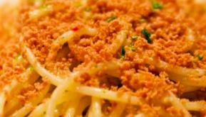 spaghetti bottargo