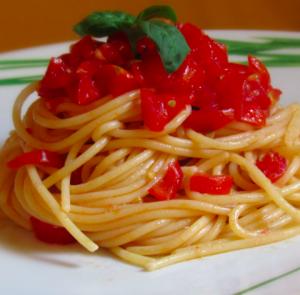 spaghetto pomodoroino
