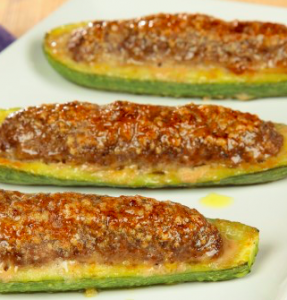 zucchina ripiene