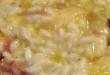 risotto speck porro